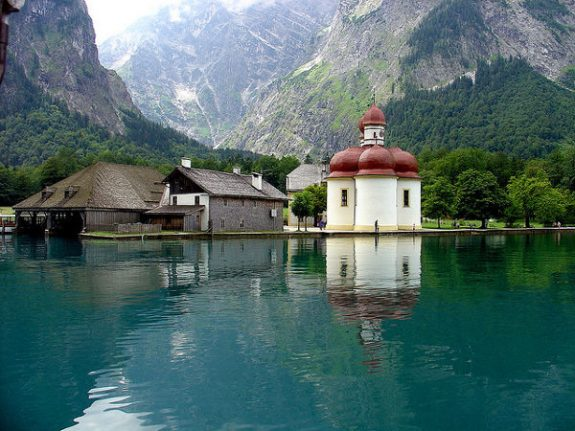 Germany's top 10 most beautiful summer swimming spots