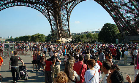 How Eiffel Tower thieves earned €4,000 a day each
