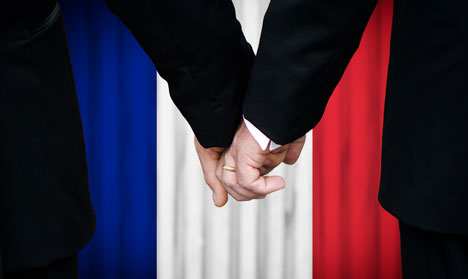 French Protestants bless gay marriage