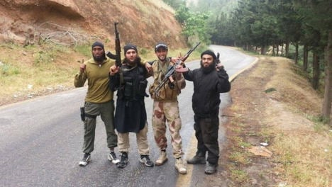First three jailed under Norway's new Isis law