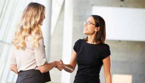Jobsharing: Are two heads better than one?
