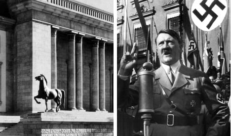 Police discover Hitler's long-lost bronze horses