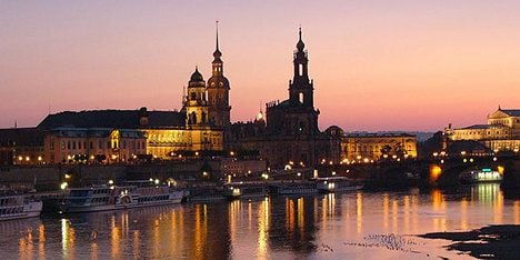 Saxony with InterRail: a gateway to central Europe
