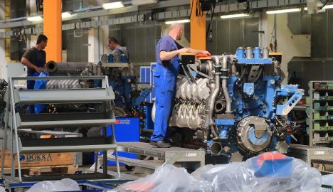 Germany falls behind neighbours in hourly pay