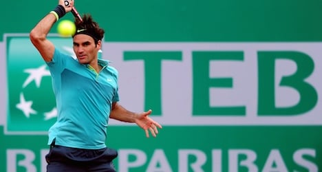 Federer gains confidence before French Open