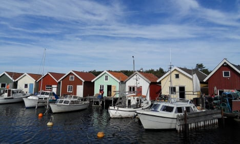 Sweden crashes in global tourism rankings