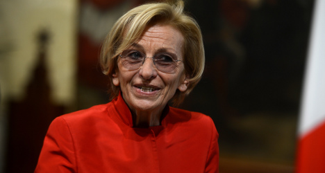 Italy's ex-foreign minister wins cancer battle