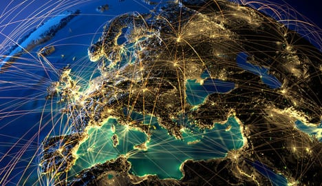 Could Europe have 'border-less' internet?