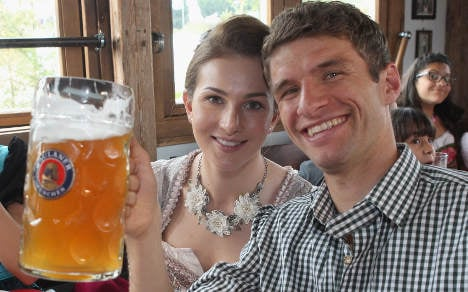 Germany: land of cheap beer and drunkards?