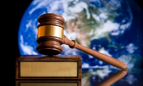 Norway leads the world in the rule of law