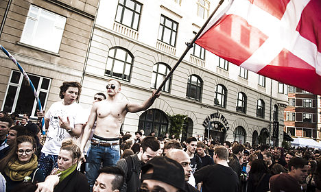 IN PHOTOS: Distortion takes over Vesterbro
