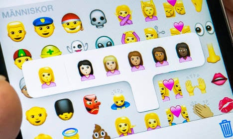 Can you guess Sweden's favourite emoji symbols?