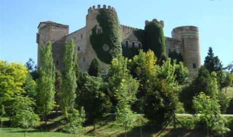 Castle for sale, one-time pad of mad queen, €15m