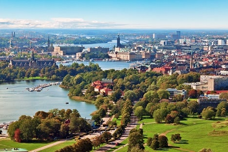 Summer in Sweden: What's going on