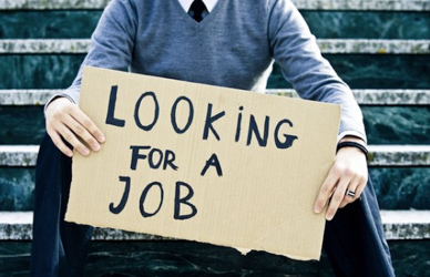 Unemployment rate continues to rise