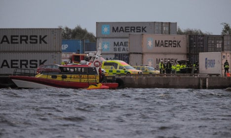 Three missing after boat capsizes in Sweden