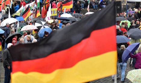 Pegida makes first gains in Dresden election