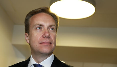 Norway's foreign min urges UK to stay in EU