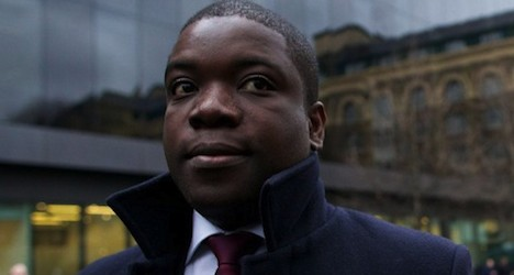 UBS trader in UK's biggest fraud out of jail