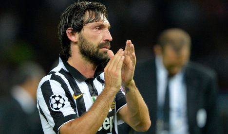 Juve stars called up for Italy versus Croatia