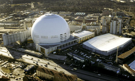 Stockholm to host 2016 Eurovision contest