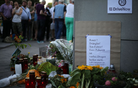 'Russian Roulette' on the streets of Germany