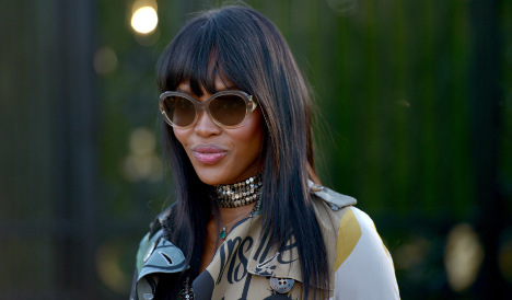 Naomi Campbell guilty over Italy assault