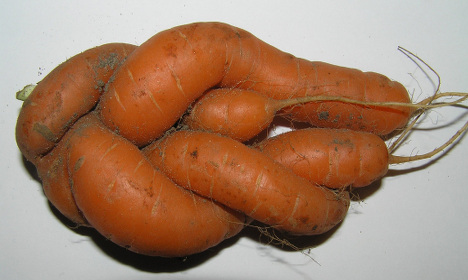 'Ugly' food to get second chance in Sweden