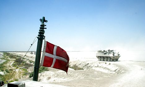 Denmark 'violated the rules of war' in Iraq