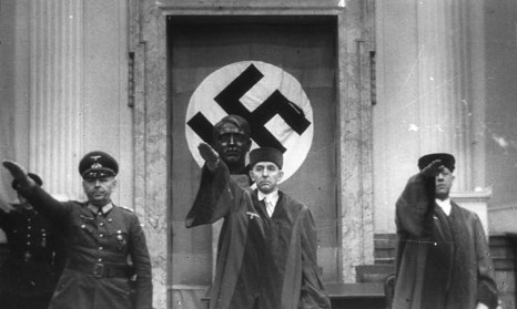 Minister seeks to rid laws of 'Nazi language'