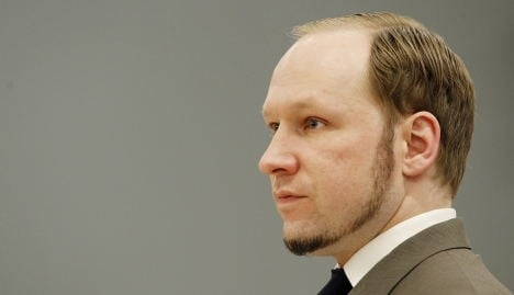 Breivik takes Norway to court on human rights