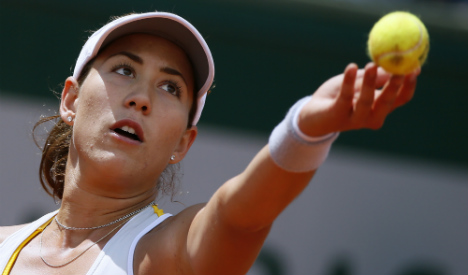 First Spanish woman in 19 years makes it to final