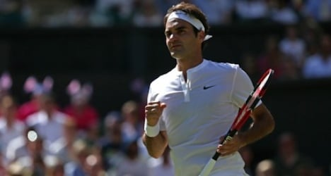 Federer looks 'invincible' from performance so far