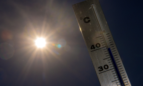 Heatwave to hit start of French holiday season