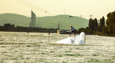 'Serious defects' on wakeboarding course