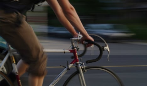 Man drunk in charge of a bike fined €1,000 in Spain