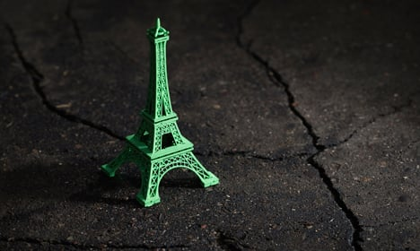 Ministers in Paris to boost climate talks