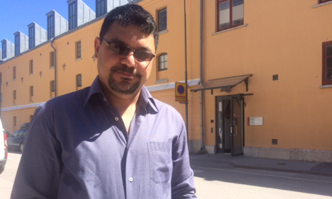 'Sweden has the best infrastructure I've known'