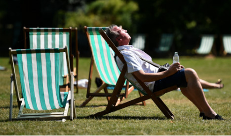 How 'Spanish plume' set off a heatwave in the UK