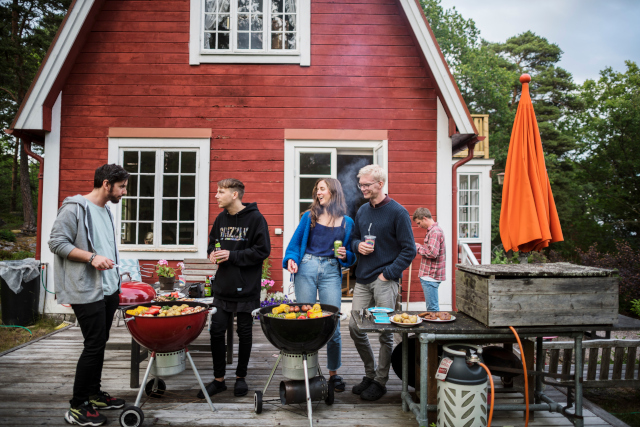 Ten awkward mistakes you must avoid at a Swedish summer party