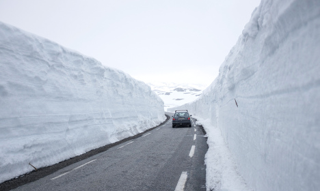 Amateur weathermen: 'early winter for Norway'