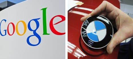 BMW may have rights to Google's new name