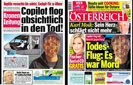German man sues over wrong photo of co-pilot
