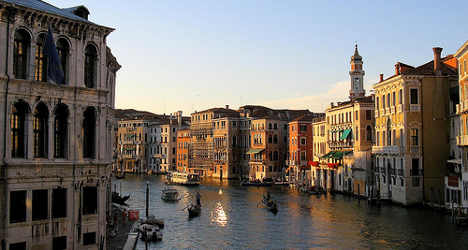 How bad mannered tourists are riling Venice
