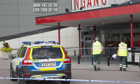 Two arrested after deadly double stabbing at Ikea