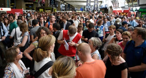 Are Paris train stations really 'world's worst'?