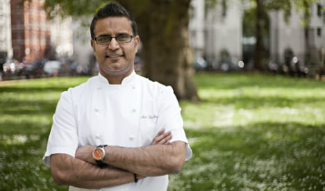 Michelin-starred Indian chef opens up new restaurant in Madrid