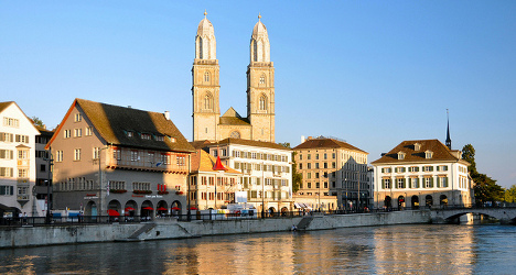 Report: Switzerland is world's safest country