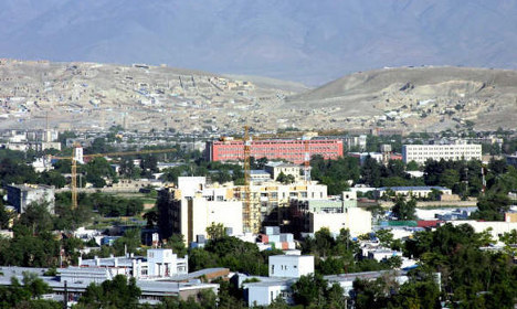 German abducted in Kabul: reports