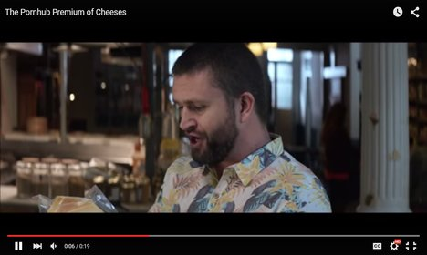 Our cheese is not like porn: Italian makers